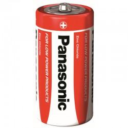 Panasonic Red Zinc Baterie monočlánek R14RZ, blistr 2ks