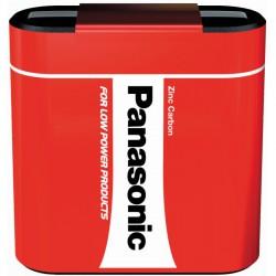 Panasonic Red Zinc Baterie plochá 3R12RZ, blistr 1ks