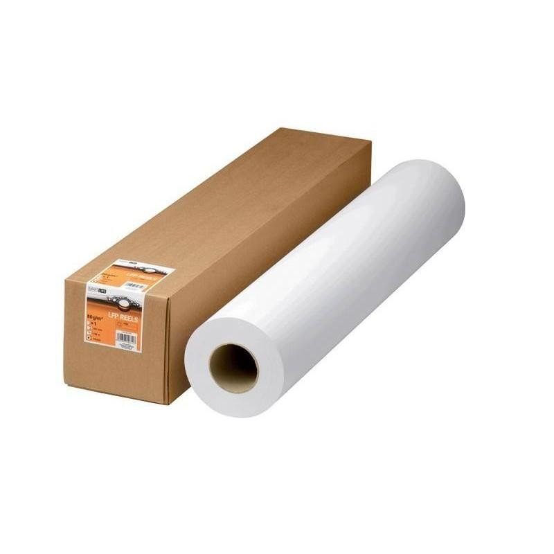 Plotrový papír na roli Smartline 420x50 m, 80gr
