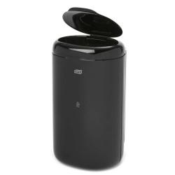 Tork Bin 564000, Odpadkový koš plastový bílý s víkem, objem 5 litrů, B3