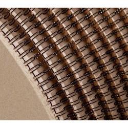 Kovový kroužek na cívce 3:1  9,6mm 49000 ok