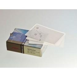 Laminovací kapsa lesklá 90 x 60 mm, 100ks v balení