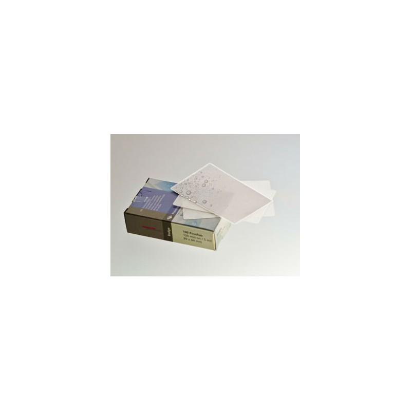 Laminovací kapsa lesklá 95x65 mm, 100ks v balení