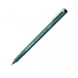 Staedtler pigment liner 308 černý, stopa 0,1 mm