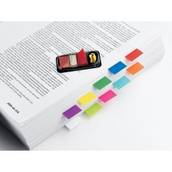 3M Post-it 680 záložky velký formát červené, 50 ks záložek