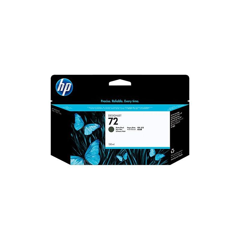 Inkoustová cartridge HP 72 černá Vivera (130 ml), C9370A