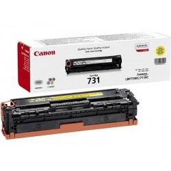 Tonerová cartridge Canon CRG-731M, magenta červená