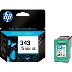 Inkoustová cartridge  HP C8766EE č. 343
