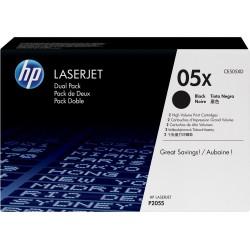 Tonerová cartridge HP 05X, HP CE505XD, dual pack