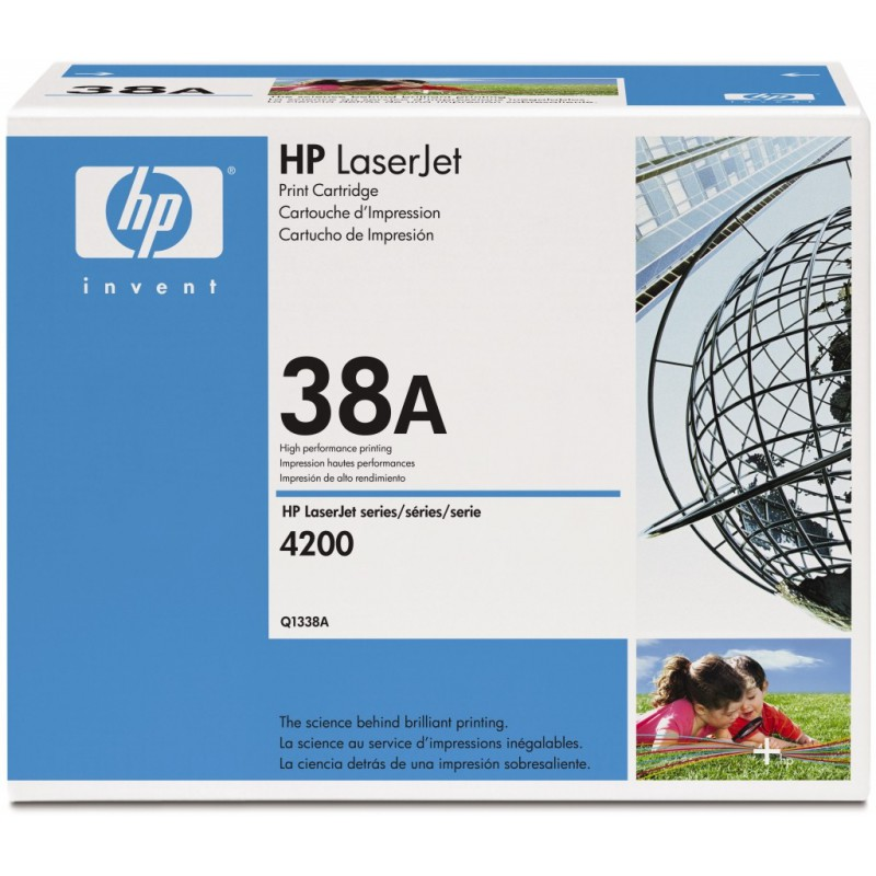 HP Cartridge Q1338A LJet 4200