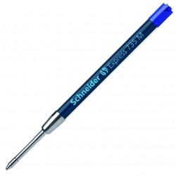 Schneider Express 735, náplň do kuličkových per modrá, 0,3 mm