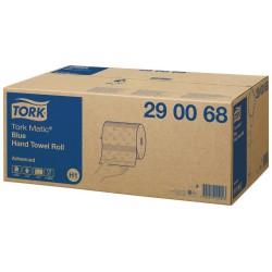 Tork Matic 290068 modré papírové ručníky v roli, H1