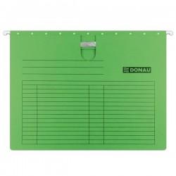 Herlitz Easy Orga závěsné desky s rychlovazačem A4, zelená