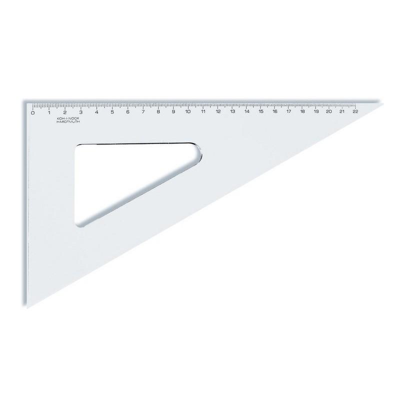 KOH-I-NOOR trojúhelník 60/200 KTR