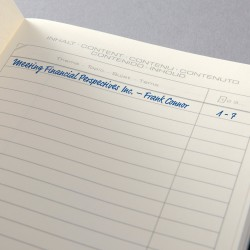 Sigel CONCEPTUM Notebook, A4, záznamní kniha čtverečkovaná, 194 listů