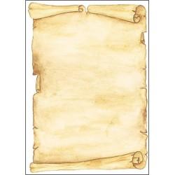 Papír karton B1 180gr červený D!
