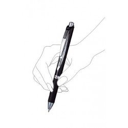 Pentel Energel BLP77-C, gelové pero permanentní dokumentní modré, hrot 0,7mm