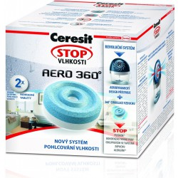 Ceresit Stop Vlhkosti, tablety do pohlcovače vlhkosti
