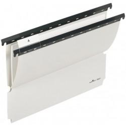 Durable 2601, Závěsné desky do kartoték plastové PP s bočnicemi