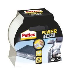 Pattex Power Tape extra silná lepící páska univerzální, 50 mm x 10 m černá