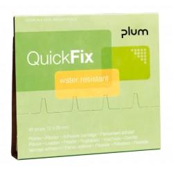 QuickFix dávkovač náplastí + voděodolné náplasti 90ks