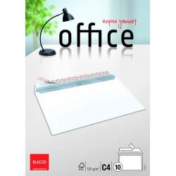 ELCO obálka C5, kolekce OFFICE, samolepící s krycí páskou a vnitřní tisk, 25 ks