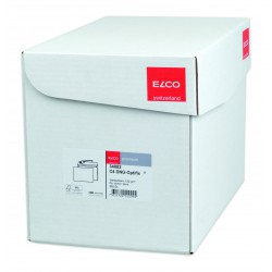 ELCO PREMIUM obálka C5, samolepící s krycí páskou a vnitřní tisk, 500 ks