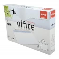 ELCO obálka C4, kolekce OFFICE, samolepící s krycí páskou a vnitřní tisk, 50 ks