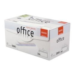 ELCO obálka C6/5 podlouhlá bez okénka, kolekce OFFICE, samolepící s krycí páskou a vnitřní tisk, 200 ks