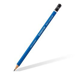 Staedtler Mars Lumograph 100, prémiová šestihranná grafická tužka, tvrdost HB