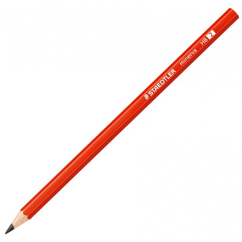 STAEDTLER Minerva, grafitová tužka č.2, tvrdost HB
