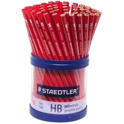 STAEDTLER Minerva, grafitová tužka šestihranná, tvrdost HB