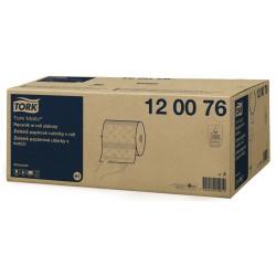Tork Matic 120076 zelené papírové ručníky v roli, H1, karton 6 rolí