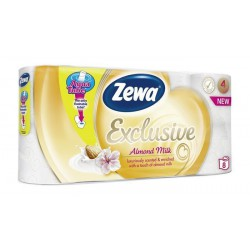 ZEWA Ultra Soft, Toaletní papír, 4 vrstvý, bílý, balení 10 rolí