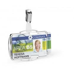 Durable 8901, visačka na ID a Magnetické karty, ochrana RFID SECURE MONO