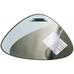 Durable 7208, Podložka na stůl VEGAS černá, oválná