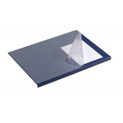 Durable 7293, Podložka na stůl s ochrannou hranou stolu modrá