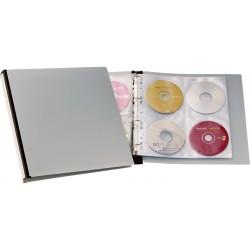 Durable 5227, Kroužkový pořadač pro CD/DVD s indexem