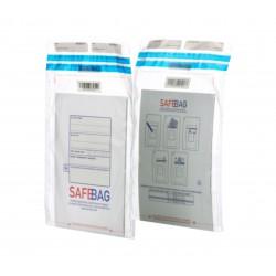 Bezpečnostní obálka SAFEBAG B4, velikost 260x370 mm, bílá