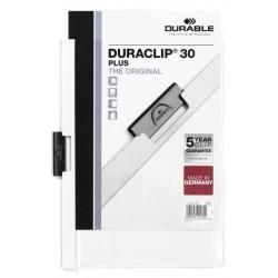 Durable 2200, desky DURACLIP 30 listů, rychlovazač A4 s výsuvnou sponou