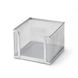 Drátěný program, zásobník na špalíček 10x10 stříbrný