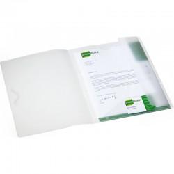 Snopake spisové desky s drukem typ EURO A4, balení 5ks