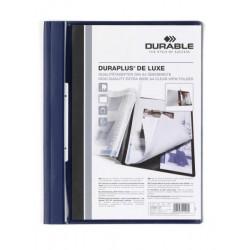 DURABLE DURAPLUS 2579, extraširoký rychlovazač A4 PVC - prezentační desky