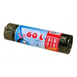 Alufix Odpadkové pytle Economy na roli 53x60 cm zatahovací, objem 35 litrů, 15ks
