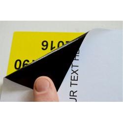 Rayfilm R0103.1123A neprůhledné krycí etikety 210x297mm A4, 100 listů