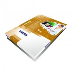 Rayfilm R0120.0527A zelené samolepící etikety 70x36 mm A4, 100 listů