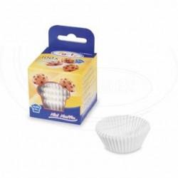 Cukrářské košíčky bílé 25x18 mm, balení 200 ks