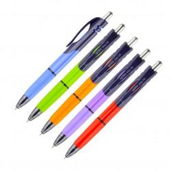 Kuličkové pero SOLIDLY modré, mikro hrot