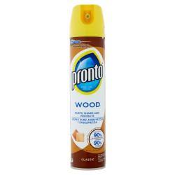 Pronto Wood Classic spray, leštěnka na dřevo, 400 ml