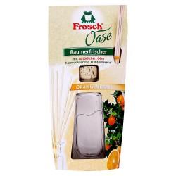 Frosch Eko Oase aroma difuzér Citrusová tráva 90 ml, osvěžovač vzduchu